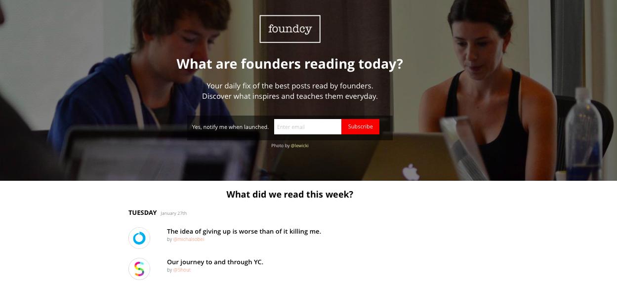 Foundcy