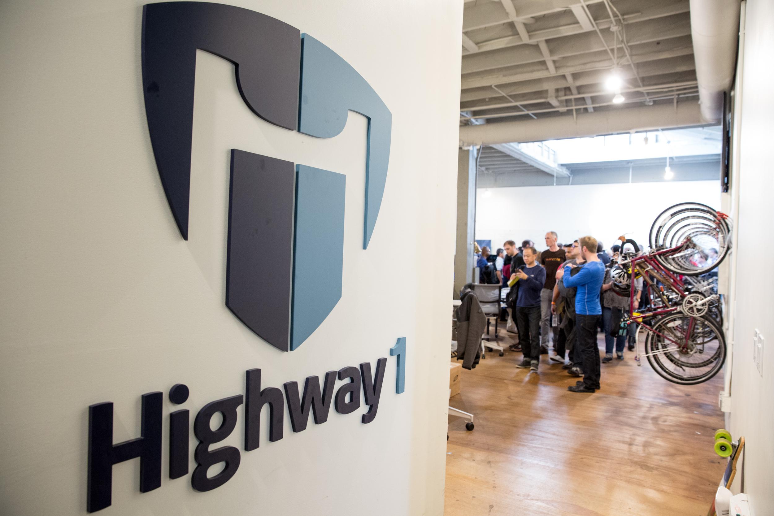 Hardware Startup Accelerator - Highway1