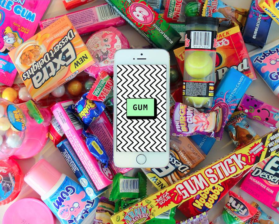 GUM-candyshot