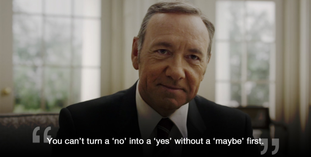 francis underwood quotes