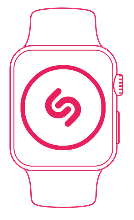 Shazam on Apple Watch