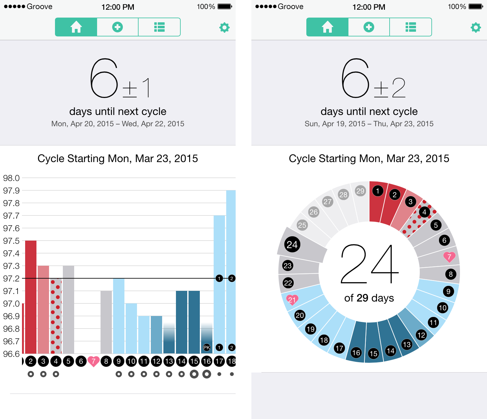 Groove App Screenshot 3