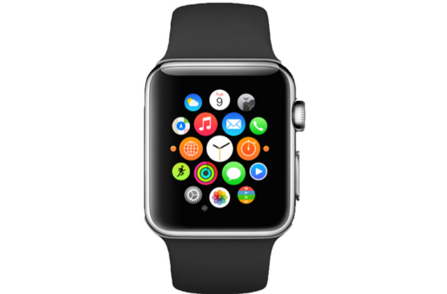 Apple Watch app icons