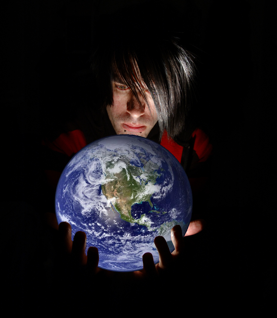World Revolves Around Intern