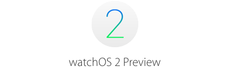 watchOS 2 Preview image