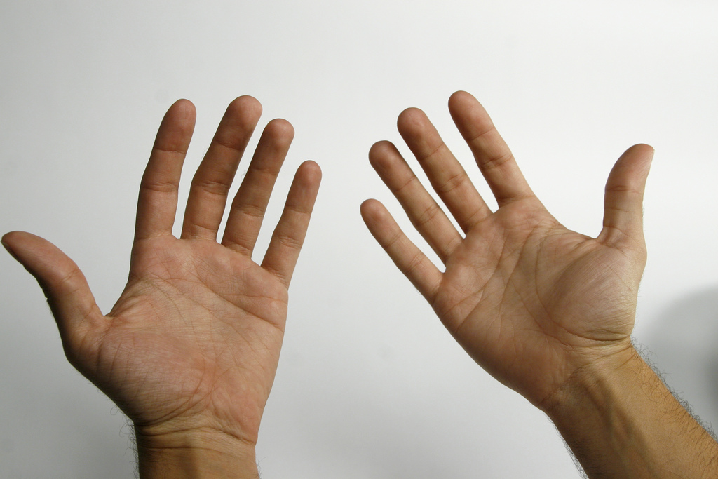 Non-Verbal Communication - Hands