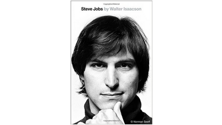 Books on Leadership - Steve Jobs biography