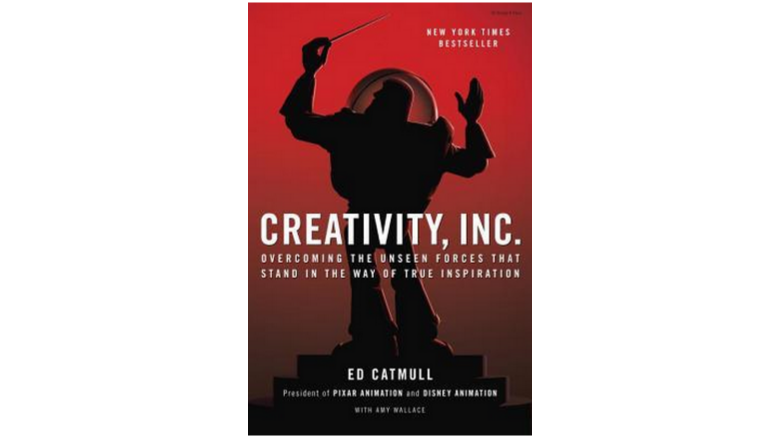 Books on Leadership - Creativity, Inc.