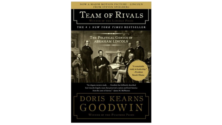 Books on Leadership - Team of Rivals
