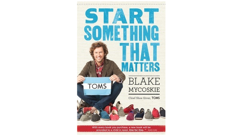 Books on Leadership - Start Something That Matters