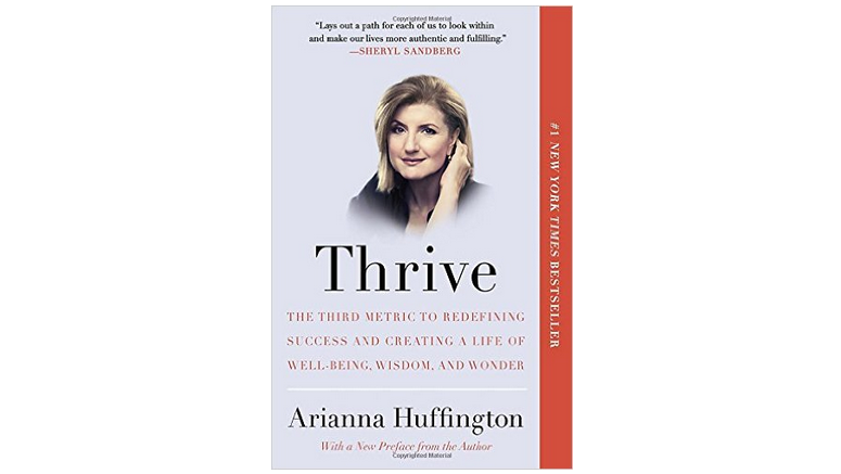 Books on Leadership - Arianna Huffington