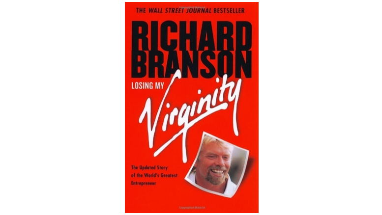 Books on Leadership - Richard Branson