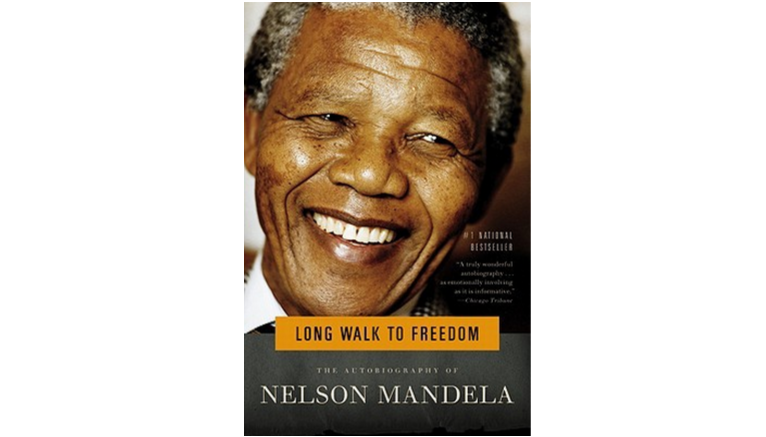 Books on Leadership - Nelson Mandela