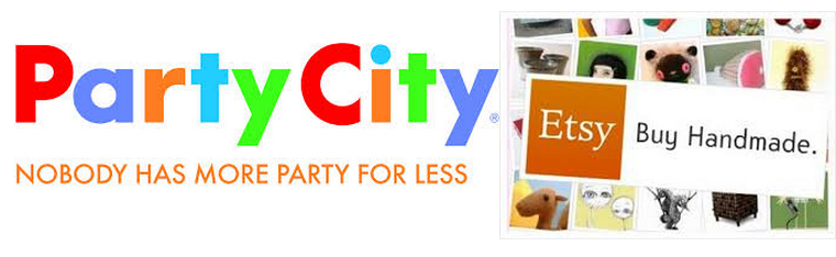 Online Marketplace - Party City vs Etsy