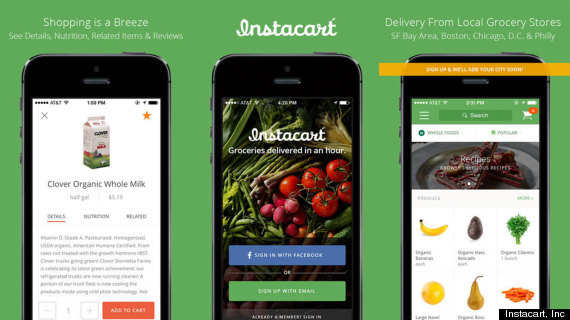 Characteristics of Successful Startups - Instacart