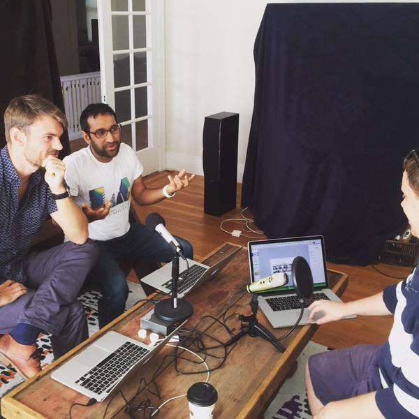 startup pitch podcast muccio mochnot