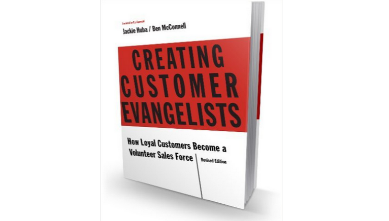 Creating Customer Evangelists book