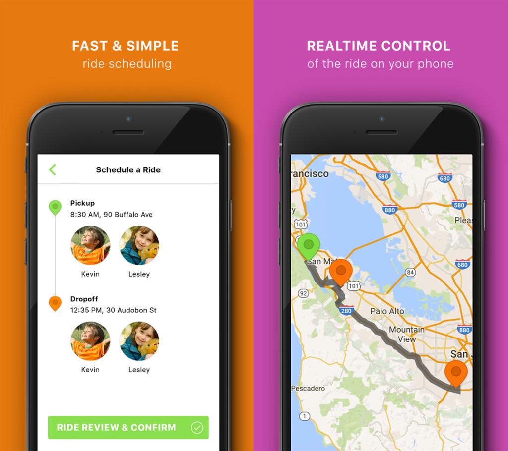 Rideshare - Zum app 2