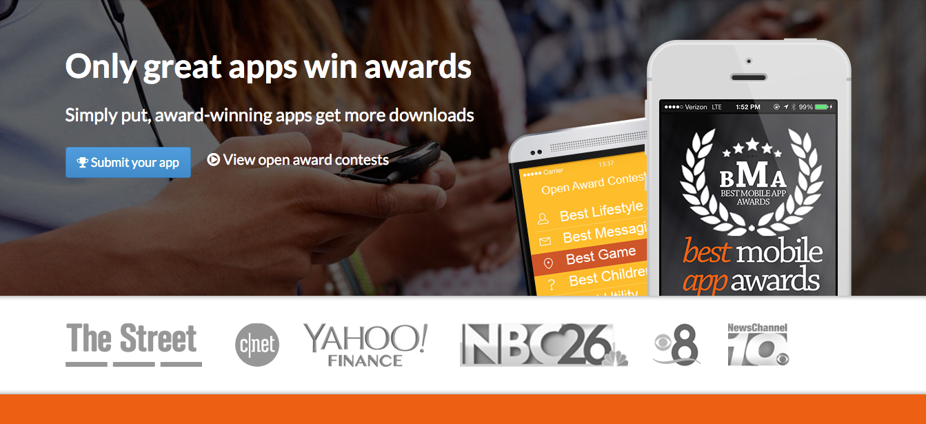 Top App Awards: Best Mobile App Awards