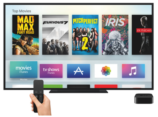 Apple TV: Designing Apple TV Apps