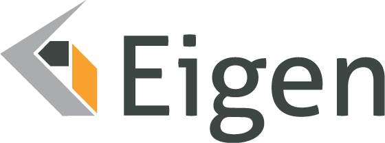 Machine Intelligence Eigen: Eigen Logo