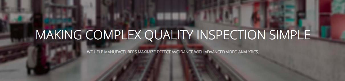 Machine Intelligence Eigen: Quality Inspection