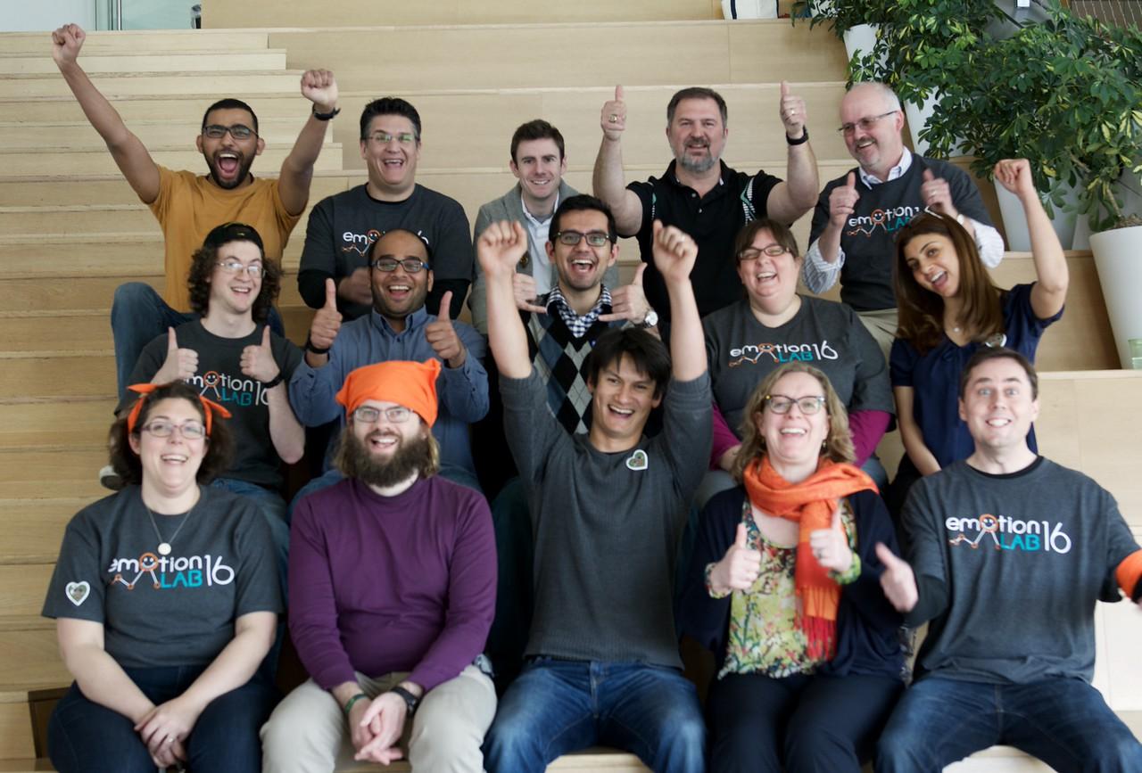 Machine Intelligence Affectiva: Affectiva Team at Hackathon