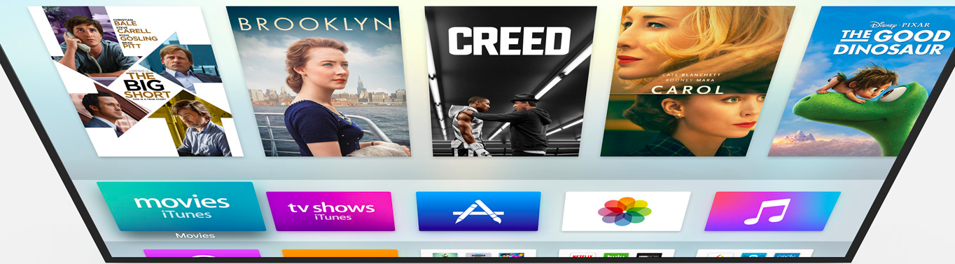 Apple TV: TV and Video Content