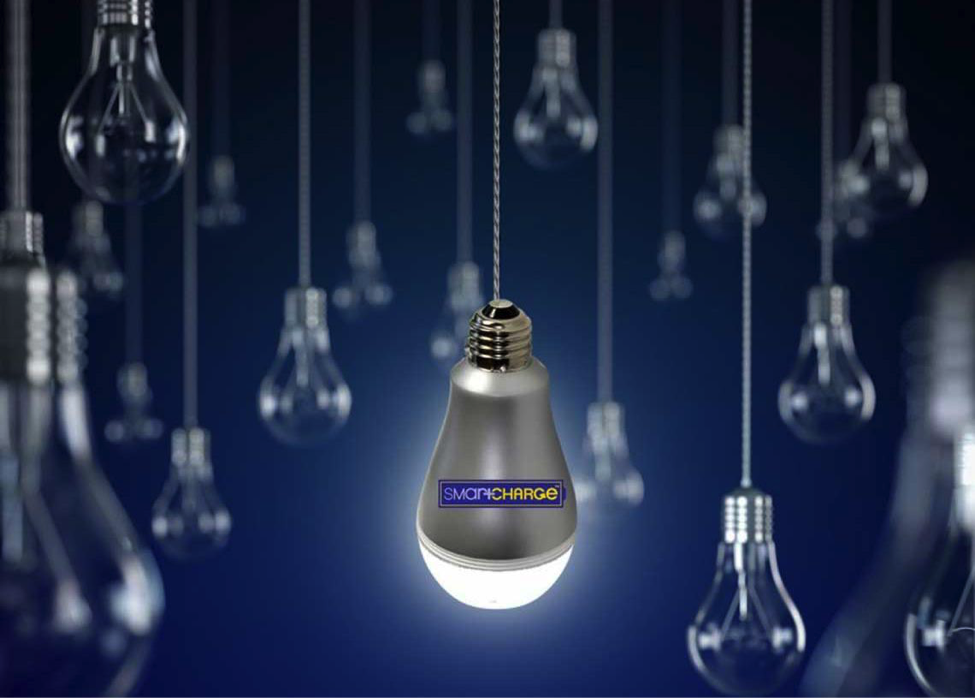 SmartCharge LED Lightbulbs