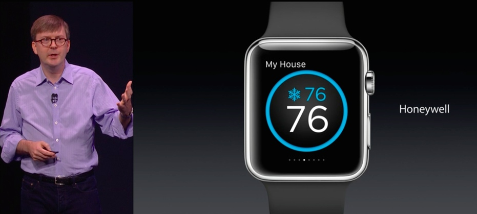 HomeKit on Apple Watch
