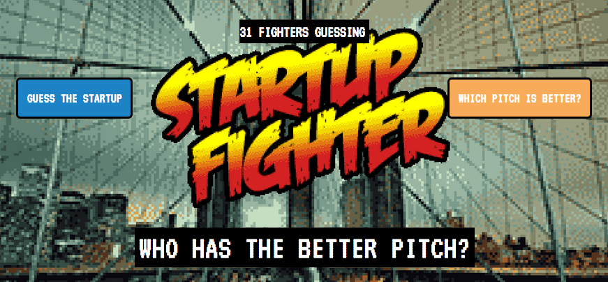 Startup Fighter